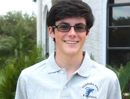 Florida Prep's Dylan O'Shea To Be Honored As Doctors' Goodwill Junior Ambassador