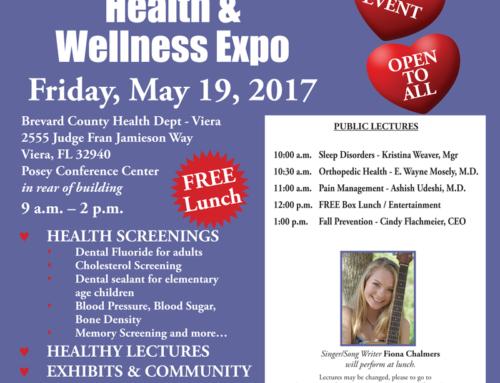 Space Coast Health & Wellness Expo