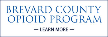 Brevard County Opioid Program Button
