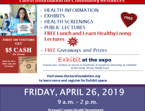 2019 Living Strong Health Expo